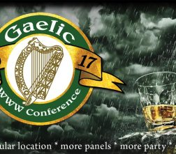Gaelic WWW Conference and meet fellow professionals in Dublin